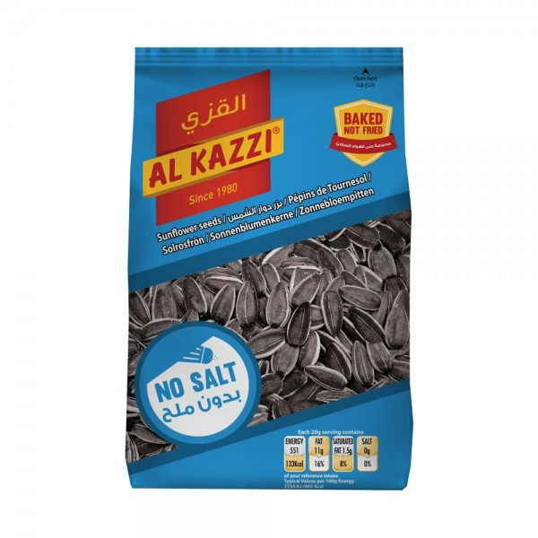 Al Kazzi Unsalted Sunflower Seeds