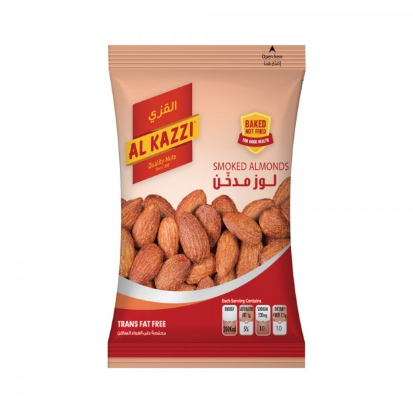 Al Kazzi Smoked Almonds