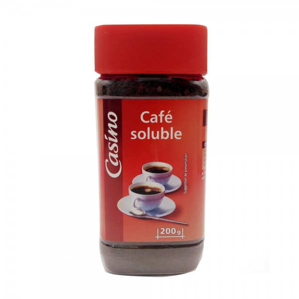 Casino Cafe Soluble Normal
