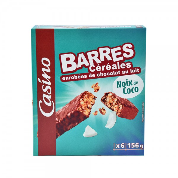 BARRE CEREALE CHOCO COCO