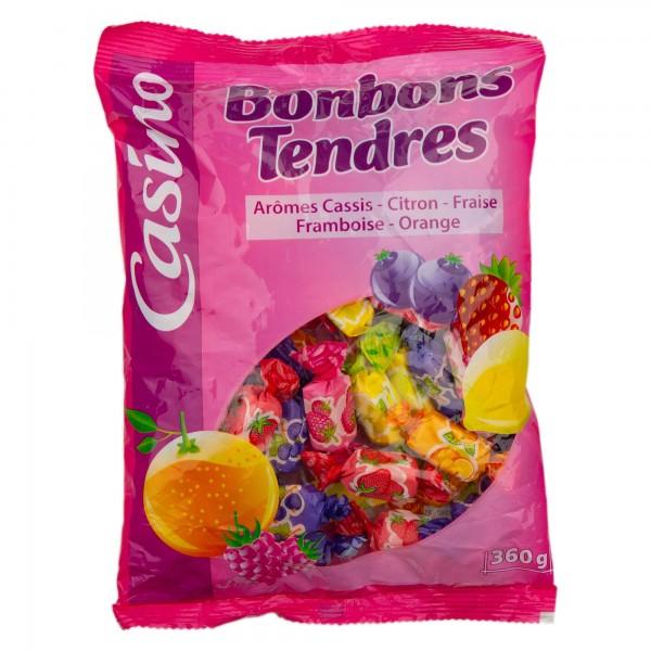 Casino Bonbons Tenders Fruits 360G