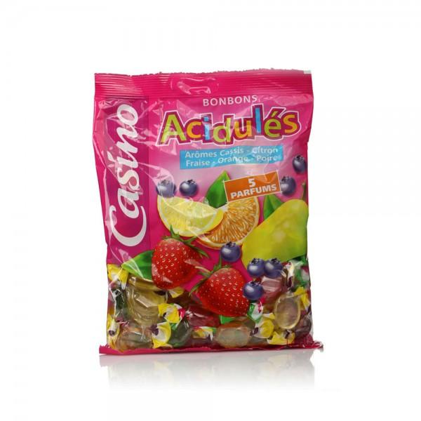 Casino Bonbon Acidules Fruits 400G