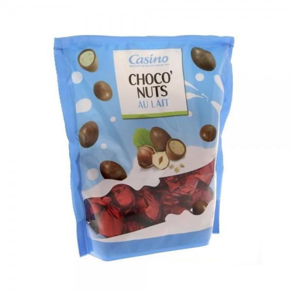 CHOCO NUTS AU LAIT