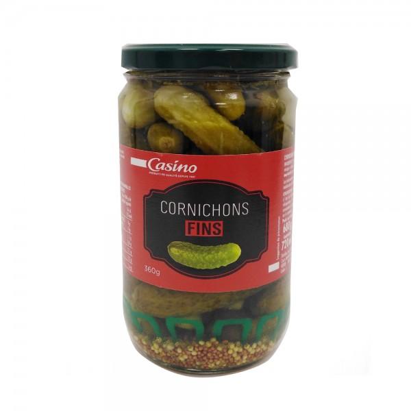 CORNICHONS FIN 72CL