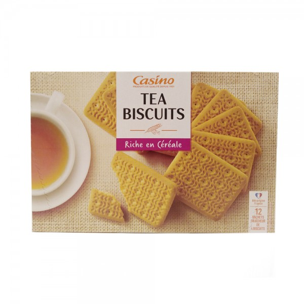 BISCUITS THE