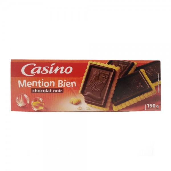 MENTION BIEN CHOCO NOIR