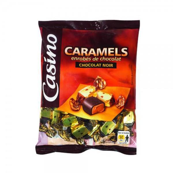 CARAMELS ENROBE CHOCO