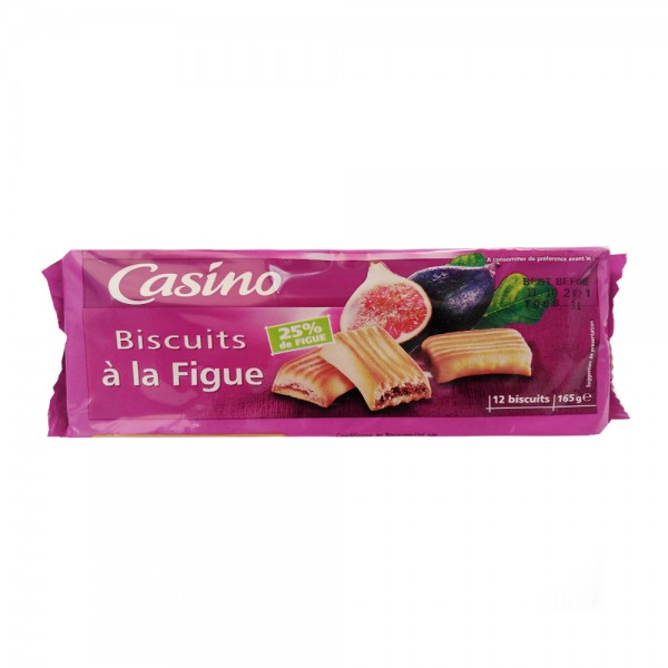 BISCUIT FOURRE FIGUE