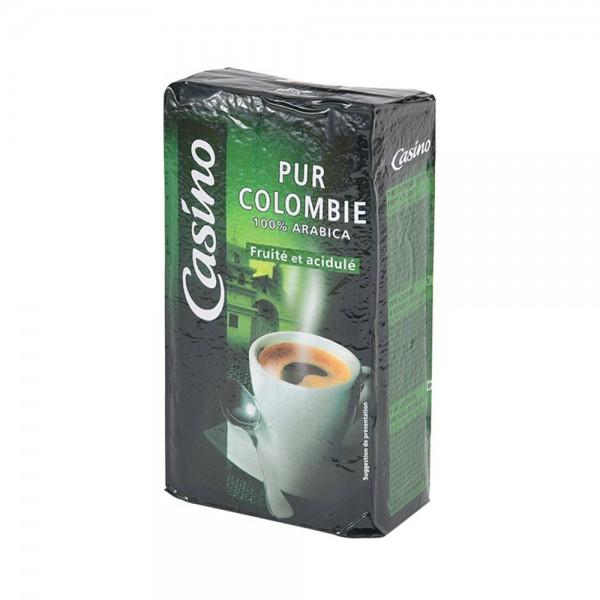 CAFE MOULU COLOMBIE