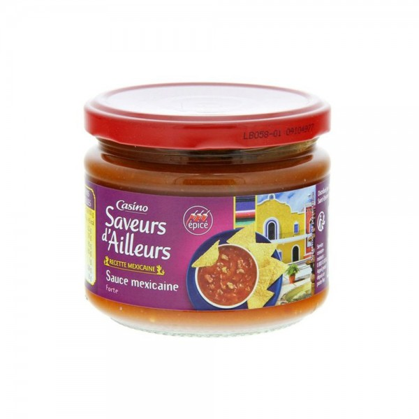 SCE MEXCAN FORT SAVEUR AILLEUR