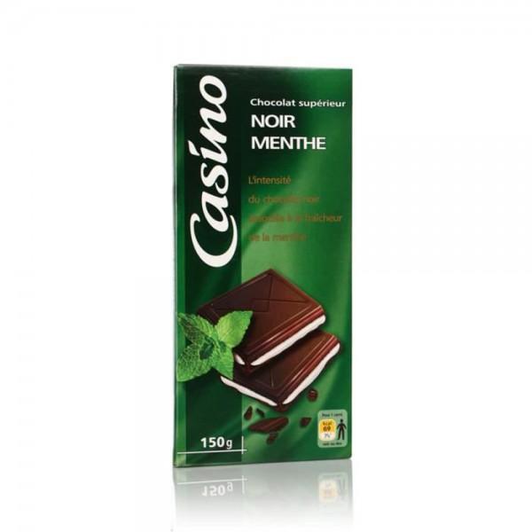 CHOCO NOIR FOURRE MENTHE