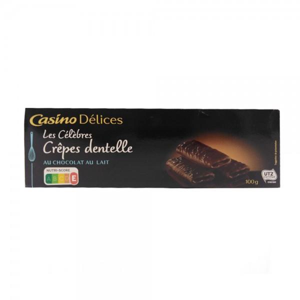 CREPE DENTEL CHOCO LAIT DELICE
