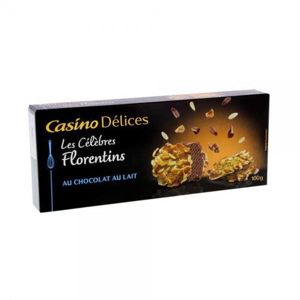 FLORENTINS CHOCO LAIT DELICES