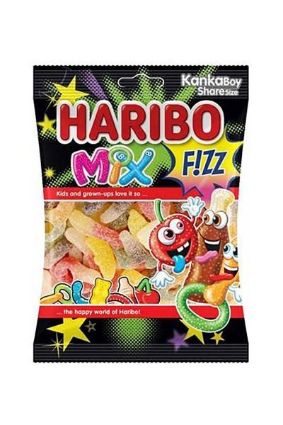 Haribo Fizz Mix - 70G