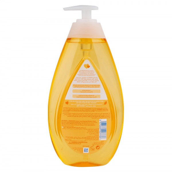 Johnson & Johnson Baby Shampoo Gold PH+ 750ml
