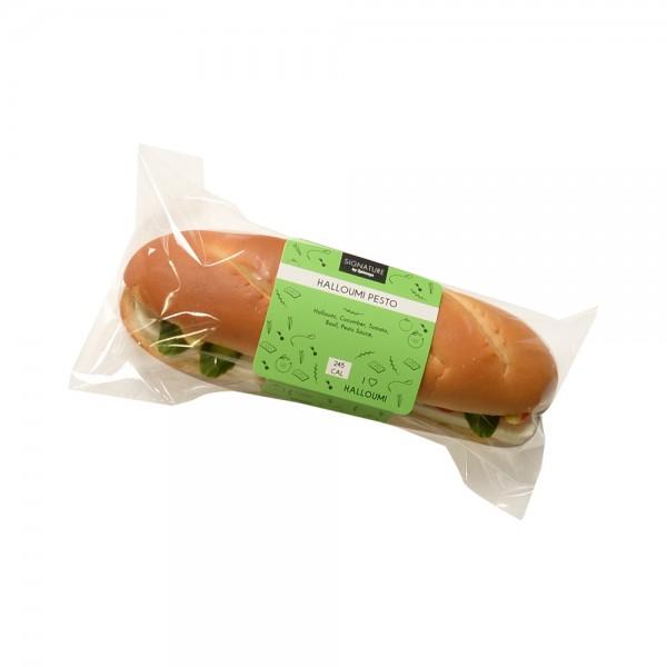 Spinneys Halloum Pesto Sandwich