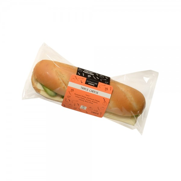 Spinneys Cheese Sandwich