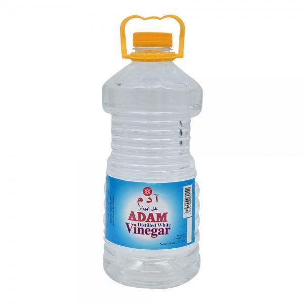 Adam, White Vinegar, 3L