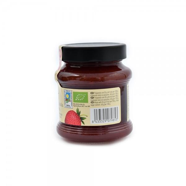 EL CORTE INGLES BIO Organic Strawberry Jam Flask 350G