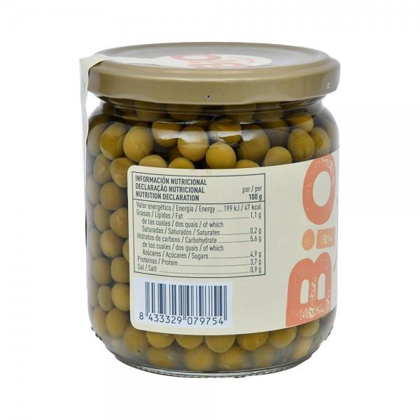 El Corte Org Premium Small Peas Flask  - 345G