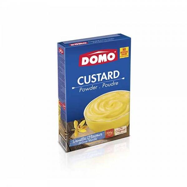 Domo Custard Vanille Pack