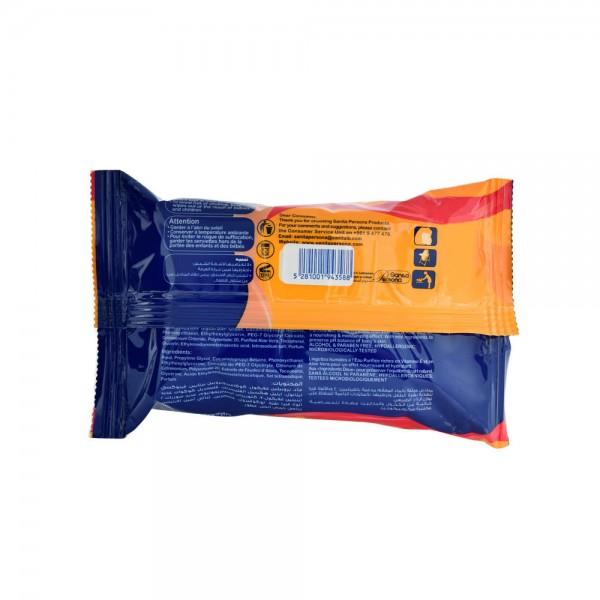 Sanita Wipes Soft Plus