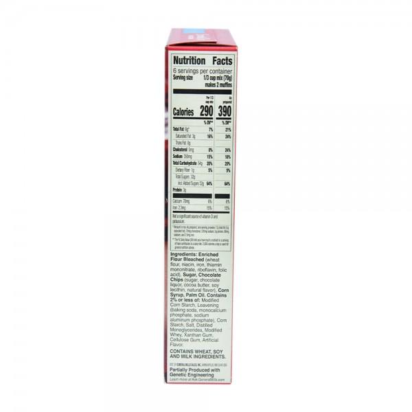 Betty Crocker Chocolate Chip Box Muffin Mixes 14.75oz