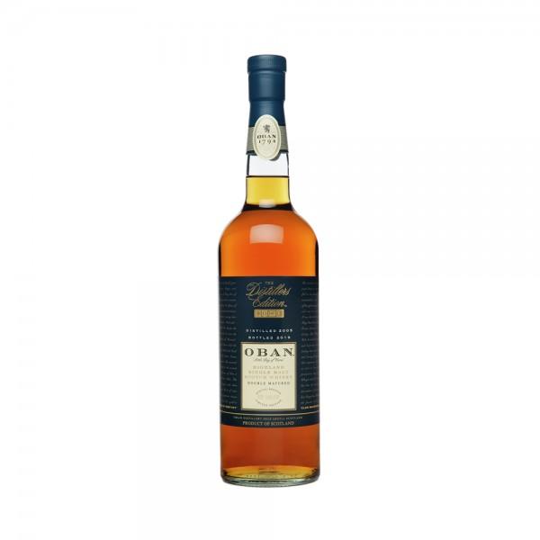 Single Malt Whisky Oban Distiller's Edition 70CL