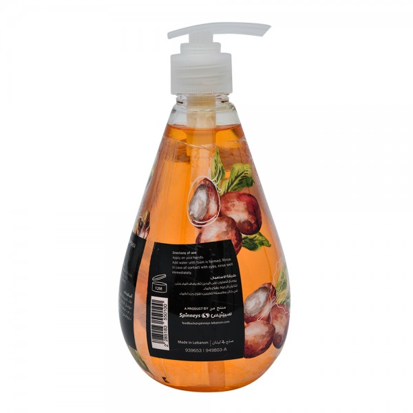 Spinneys Liquid Soap Shea Butter 550ml
