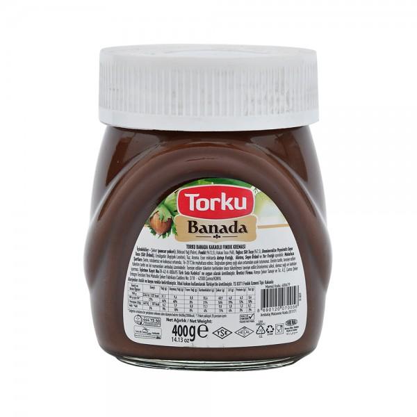 Torku, Hazelnut Chocolate Spread, 400G