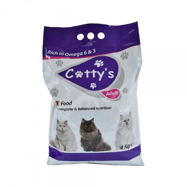 Catty's Dry Cat Chicken Adult