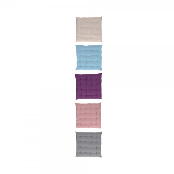 CHAIR PAD 5 ASSORTED COLOR