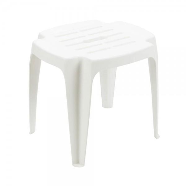 CALYPSO STACKABLE STOOL WHITE