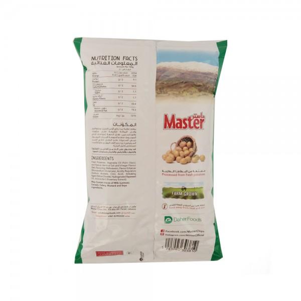 Master Chips Salt & Vinegar 80g