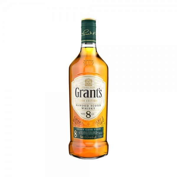 Grants Whisky Sherry Cask 8Yo - 750Ml