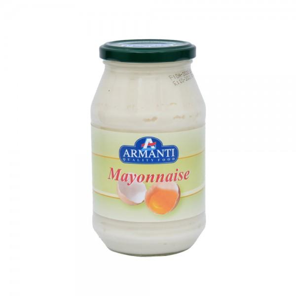 Armanti Mayonnaise Glass - 500Ml