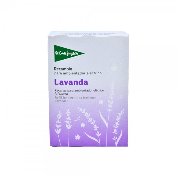 El Corte Lavender Electric Air Freshener Refill