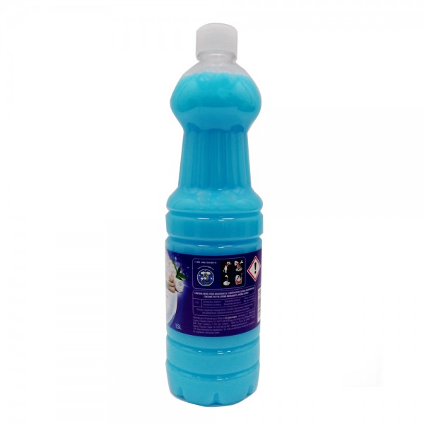 FLOOR CLEANER WITH SPA FRAGRANCE