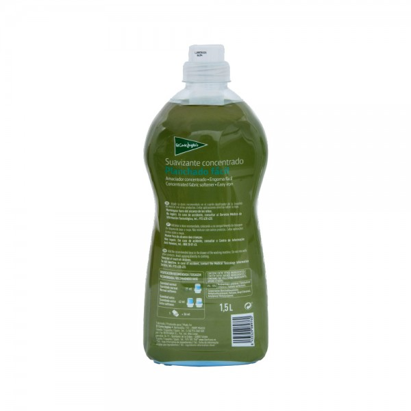 El Corte Concentrated Softener Easy Iron 56 Washes