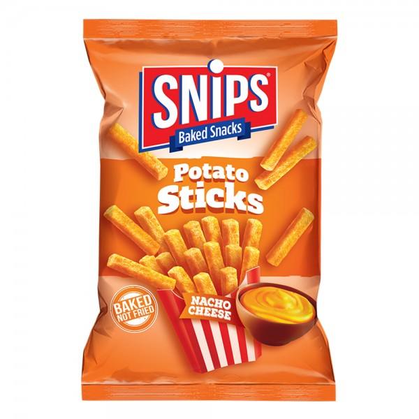 SNIPS Potato Sticks Nacho Cheese 45G