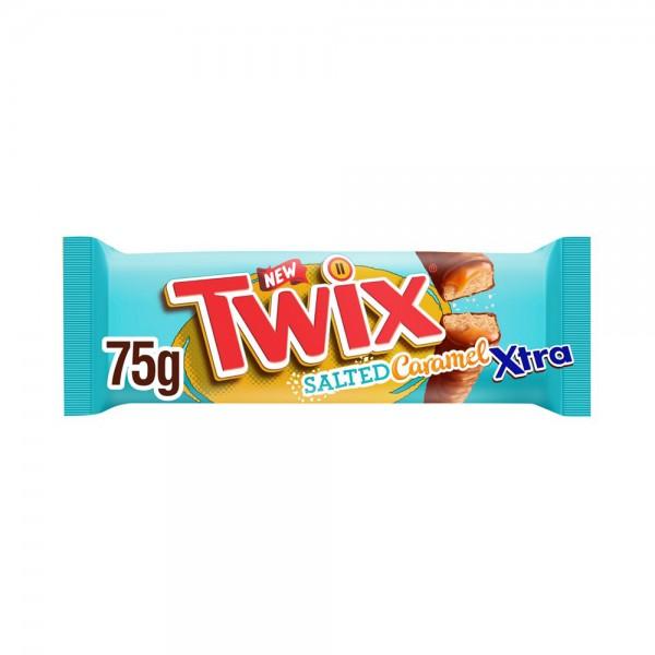 TWIX SALTED CARAMEL XTRA