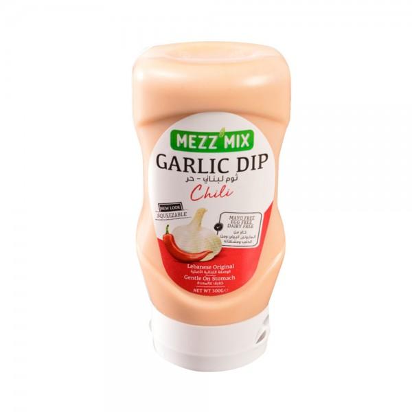 Mezz Mix Garlic Dip Chili