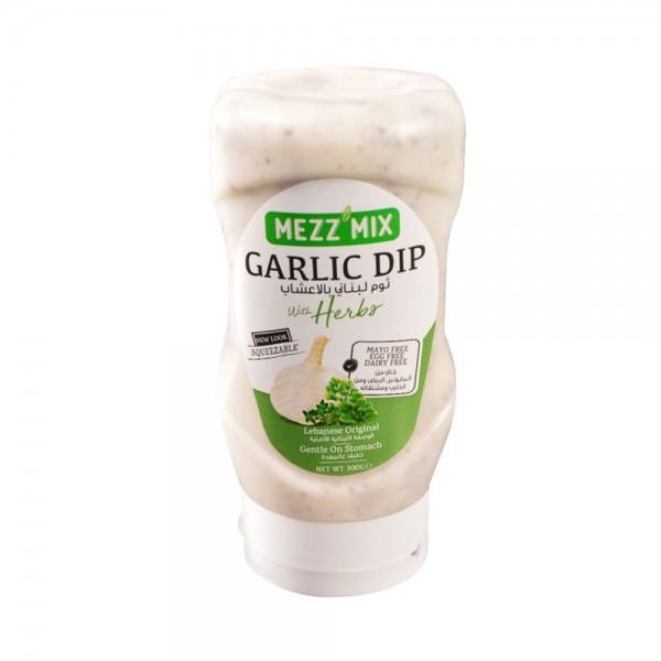 Mezz Mix Garlic Dip with Herbs
