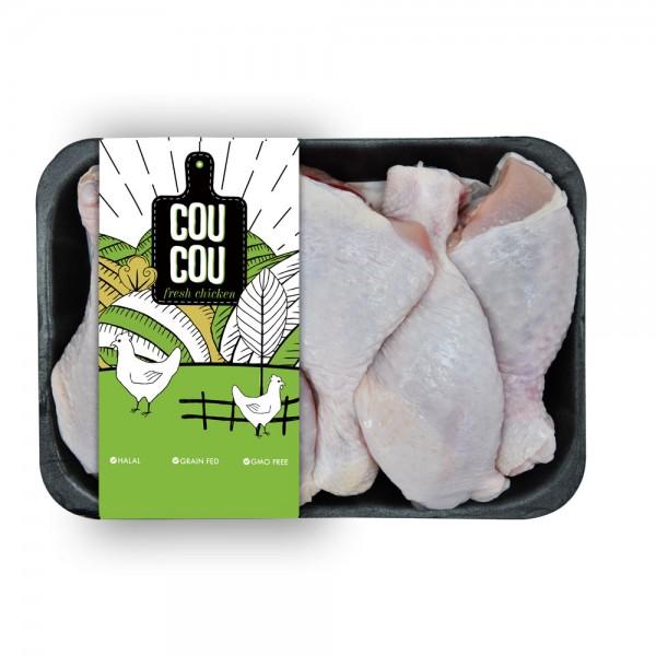 Coucou Chicken Drumsticks Per Kg