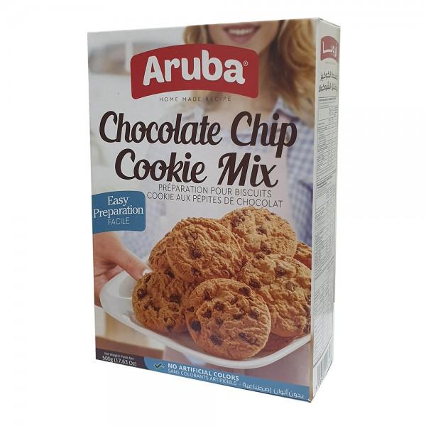 ARUBA Cookies Vanilla+Choco Chip 500g