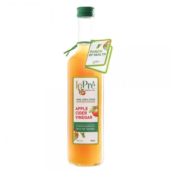 Le Pre Apple Vinegar Unfiltered