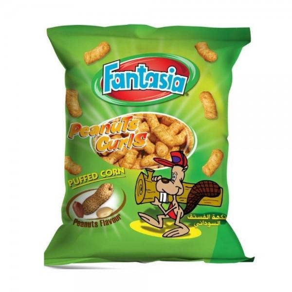 Fantasia Peanuts Chips