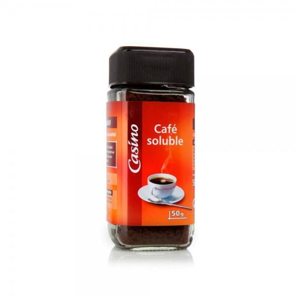 CAFE SOLUBLE AGGLOM NATURE