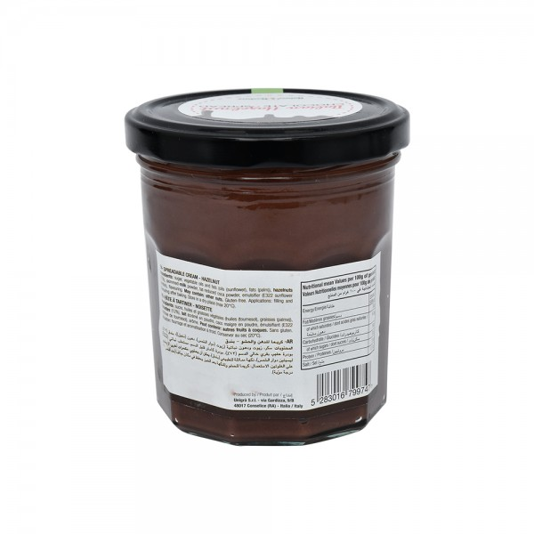 Nature & Nurture Italian Hazelnut Chocolate Spread 340G