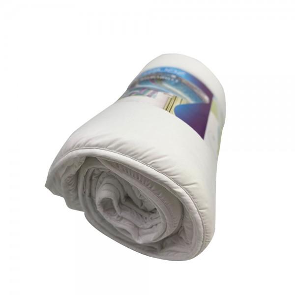 Moonlight Comforter White Single 350G - 155X200Cm